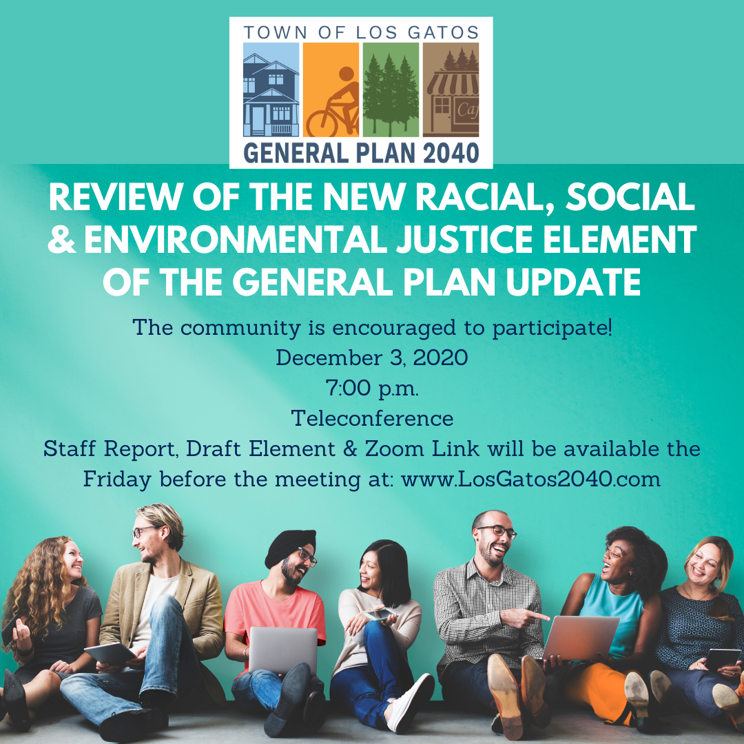 Racial Social Environmental Justice Element Opens in new window